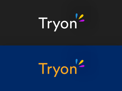 Tyron 👗 brand colours logo clothing dress
