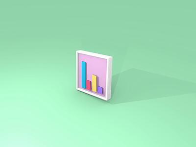 Learning Blender illujstration icon animation blender 3d