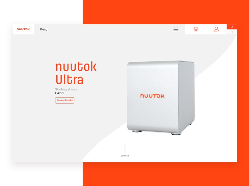 Nuutok website2
