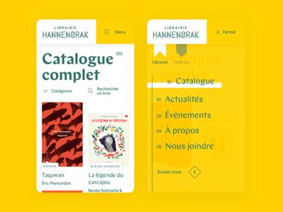 Hannenorak - Mobile