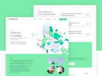 Gambliance - Homepage