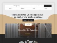 Artefactuel - Homepage