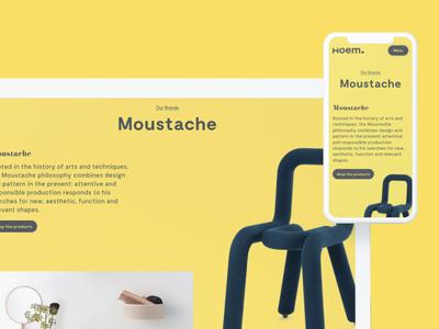 Hoem - Brand page