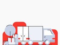 Moving Waldo - Illustrations