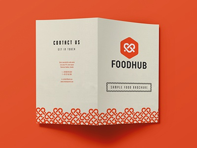 Foodhub Brochure