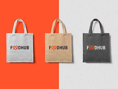 Foodhub eco bags