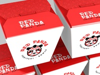 Red Panda – Packaging