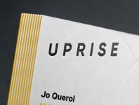 Letterpressed Uprise Logo