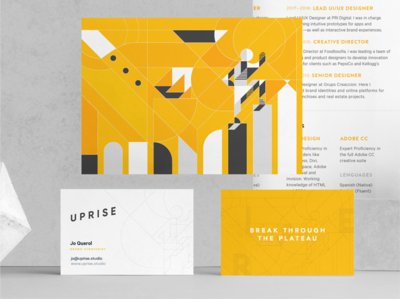 Uprise Stationery