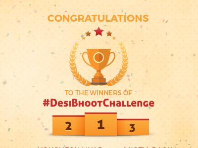 Contestant winners dribbble vector creative star ui design gold prize illustration graphic desing banner