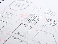 Visual Identity Sketches