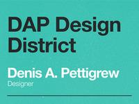 DAP Rebrand - Labels