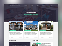 WIP Real Estate Website