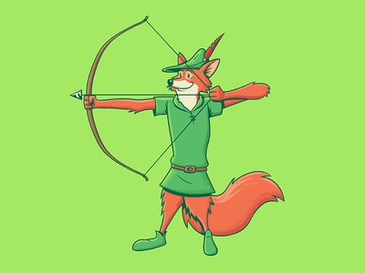 Robin Hood animation character design illustration design art disney art disney robin hood