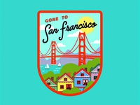 Gone to San Francisco