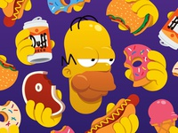 The many temptations of Homer Simpson