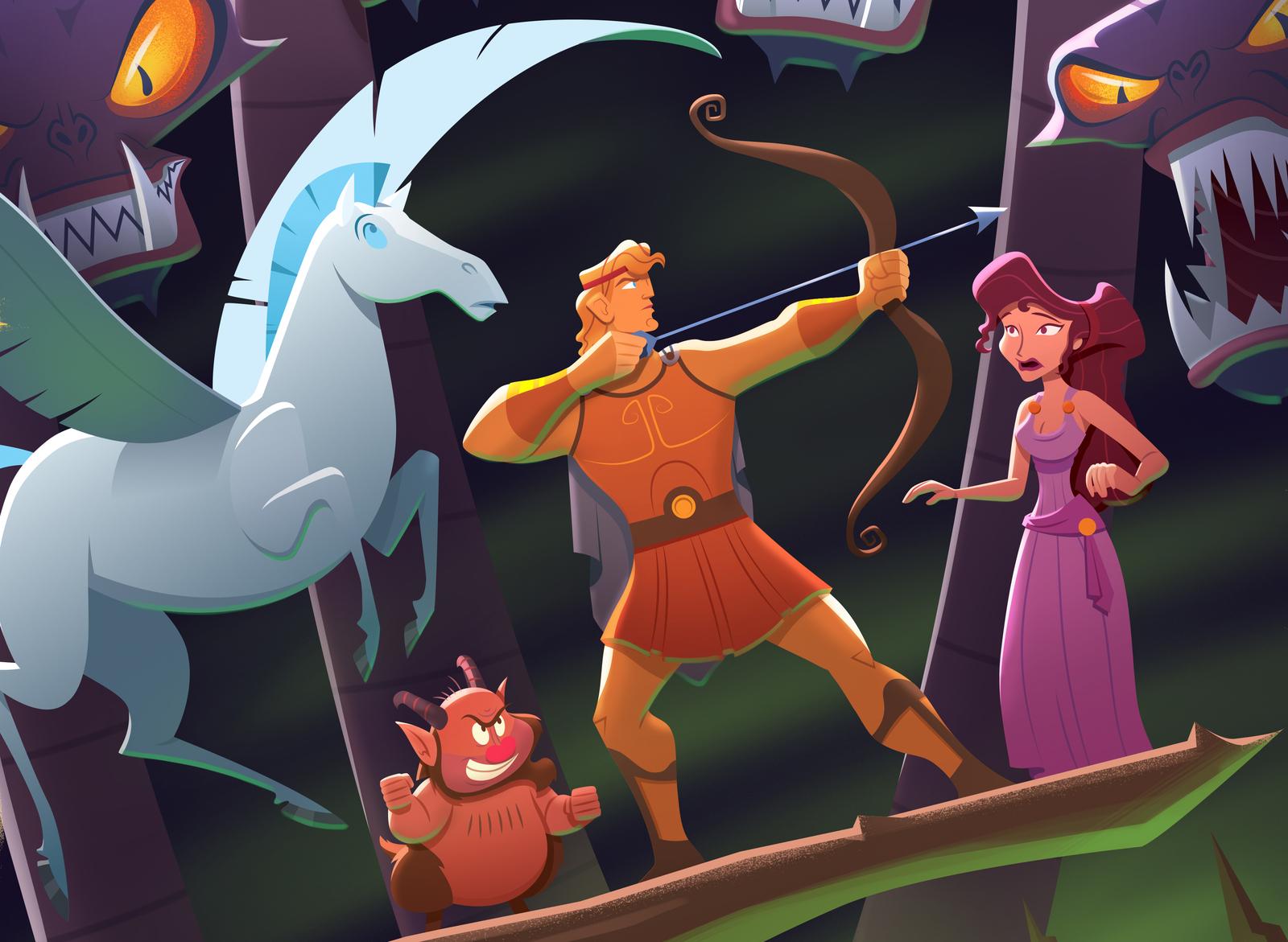 Hercules   Disney Wiki   FANDOM powered by Wikia
