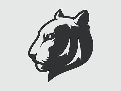 Tiger logo branding design sport identity tiger