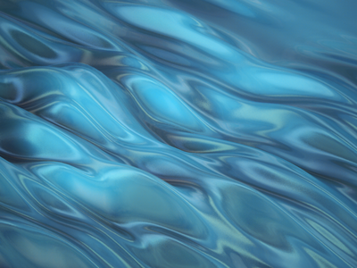 Flowing Water h2o water blue flowing ocean lake river high poly sss smooth c4d cinema 4d 3d render 3d reflection sub surface scattering hdri reflective refraction