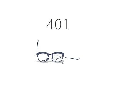 401 tezign 401 illustration icon web