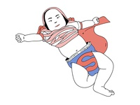 diaper Superman