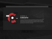Conceito Películas - Website Redesign - Detail