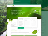 Ambientum - Website Design