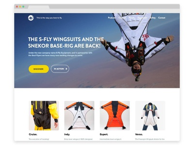 Sfly product yellow sky cards shop wordpress ecommerce