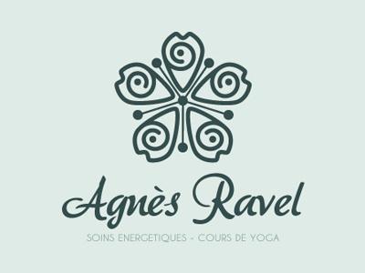 Logo design - Yoga small buisness logo yoga branding harmonic flower