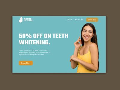 Teeth Dental Care dental web design dental clinic dental teeth