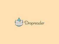 Dropreader - logo