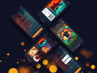 Cinema City iOS - concept app