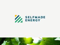 Selfmade Energy - logo design