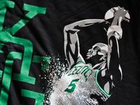 Garnett Shirt (Celtics Era)