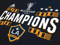 2014 MLS Cup Champions