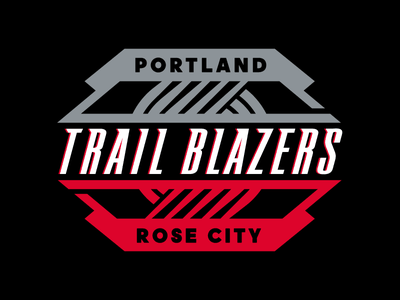 Blazers Lockup angles nba trail blazers basketball sports