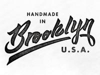 Handmade in Brooklyn