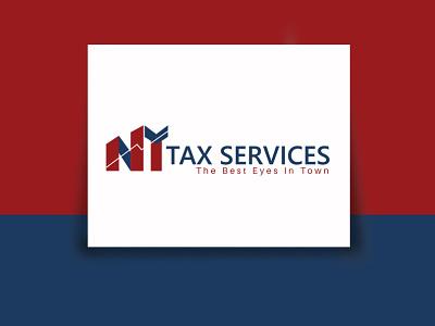 Tax  Logo design logo modernlogo vector minimal graphicdesign branding flat logo design graphic design minimalist logo modern logo illustration