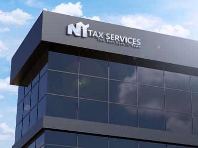 Income Tax Logo Design minimal graphic design vector graphicdesign illustration logodesign flat minimalist logo logo branding