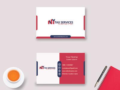 business card mokeup modern design identity design business card design business card flat vector design graphic design illustration logo graphicdesign branding