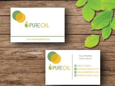 business card design brand identity vector flat logodesign logo business card design business card graphic design illustration branding