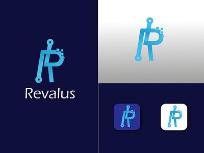 R letter modern logo modern logo minimalist logo branding illustration graphicdesign vector logo design letter mark logo