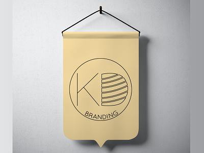 KD Branding digital consulting logo graphicdesign vector logodesignersclub logoideas modern logo minimalist logo logodesign branding logo