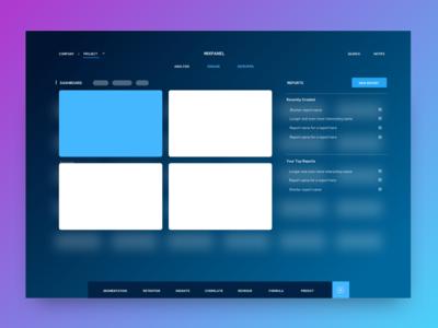 Mixpanel Navigation – Reimagined (Concept)