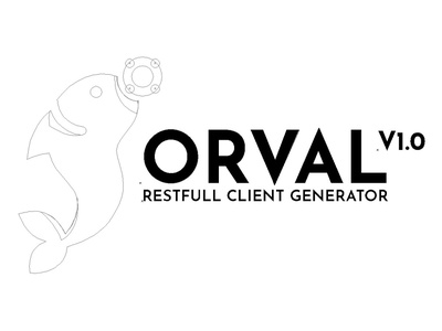 Orval Logo for a javascript library logo illustrator beer orval