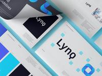 Lynq brand guidelines