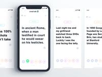 Small talk app