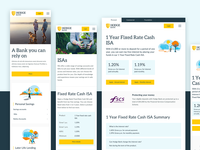 Hodge Bank - Fully responsive