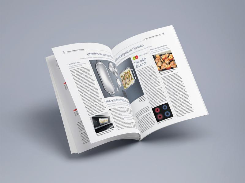 Magazin Raufeld illustration design typography