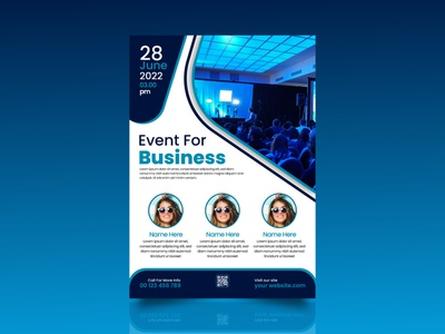Business for event flyer design print discount advertising cover ad invitation concept abstract layout promotion flyer poster card template vector event brochure banner magazine leaflet